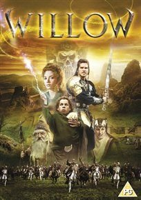 Willow (English, French, German, DVD): Val Kilmer, Joanne Whalley, Jean Marsh, Patricia Hayes, Pat Roach, Gavan O'Herlihy,...