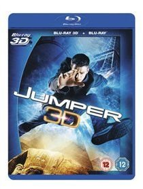 Jumper (English & Foreign language, Blu-ray disc): Hayden Christensen, Samuel L. Jackson, Diane Lane, Jamie Bell, Rachel...