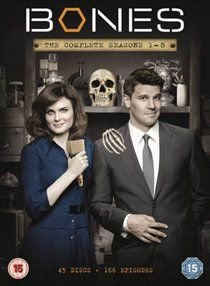 Bones: Seasons 1-8 (DVD, Boxed set): David Boreanaz, Emily Deschanel, Eric Millegan, T J Thyne, Michaela Conlin, Tamara Taylor,...