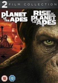 Planet of the Apes/Rise of the Planet of the Apes (English & Foreign language, DVD): Charlton Heston, Roddy McDowall, Kim...