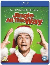Jingle All the Way (Blu-ray disc): Arnold Schwarzenegger, Sinbad, Phil Hartman, Rita Wilson, Robert Conrad, James Belushi, Jake...