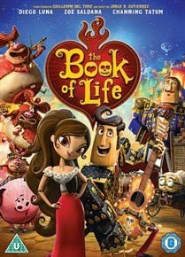 The Book of Life (DVD): Zoe Saldana, Danny Trejo, Ice Cube, Grey De Lisle, Channing Tatum, Kate del Castillo, Christina...
