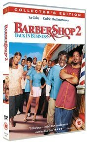 Barbershop 2 - Back in Business (DVD): Ice Cube, Cedric The Entertainer, Sean Patrick Thomas, Eve, Troy Garity, Michael Ealy,...