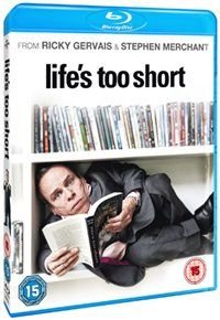 Life's Too Short: Series One (Blu-ray disc): Warwick Davis, Ricky Gervais, Stephen Merchant, Rosamund Hanson, Steve Brody,...