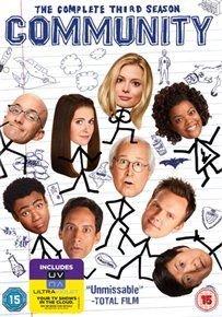 Community: Season 3 (English & Foreign language, DVD): Joel McHale, Gillian Jacobs, Danny Pudi, Yvette Nicole Brown, Alison...