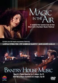 Various Artists - Magic in the Air/Bantry House Music (DVD