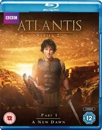 Atlantis: Series 2 - Part 1 (Blu-ray disc): Jack Donnelly, Aiysha Hart, Robert Emms, Sarah Parish, Amy Manson, Vincent Regan,...