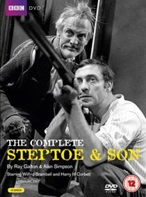 Steptoe and Son: Complete Series 1-8 (DVD): Wilfrid Brambell, Harry H. Corbett, Brian Oulton, Colin Gordon, Yootha Joyce,...