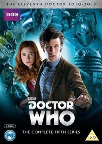 Doctor Who: The Complete Fifth Series (DVD): Matt Smith, Caitlin Blackwood, Simon Dutton, David Atkins, Toby Jones, Robert...