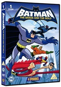 Batman - The Brave and the Bold: Volume 1 (DVD): Diedrich Bader, James Arnold Taylor, John Dimaggio, Will Friedle, Tom Kenny,...