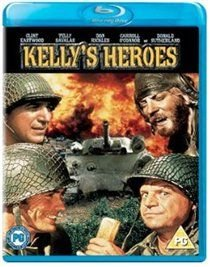 Kelly's Heroes (English & Foreign language, Blu-ray disc): Clint Eastwood, Telly Savalas, Don Rickles, Donald Sutherland,...