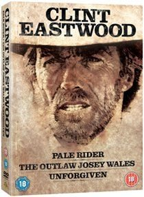 Pale Rider/The Outlaw Josey Wales/Unforgiven (DVD): Clint Eastwood, Michael Moriarty, Chief Dan George, Gene Hackman, Sondra...