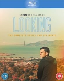 Looking: The Complete Series and the Movie (Blu-ray disc): Jonathan Groff, Frankie J. Álvarez, Murray Bartlett, Lauren Weedman,...