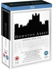 Downton Abbey: The Complete Collection - Season 1 / 2 / 3 / 4 / 5 / 6 (Blu-ray disc): Hugh Bonneville, Jessica Brown Findlay,...