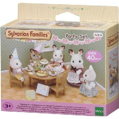 Sylvanian Families - Party Set: