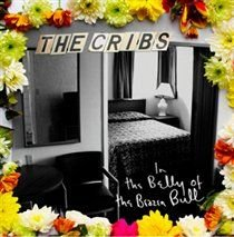 The Cribs - In the Belly of the Brazen Bull (Vinyl record): The Cribs