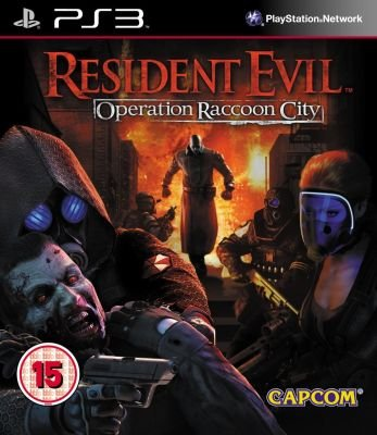 Resident Evil - Operation Raccoon City (PlayStation 3):