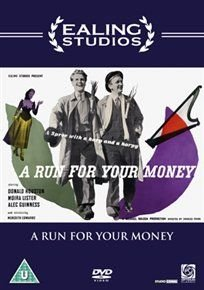 A   Run for Your Money (DVD): Donald Houston, Meredith Edwards, Moira Lister, Alec Guinness, Hugh Griffith, Clive Morton, Julie...