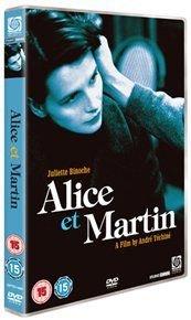 Alice Et Martin (French, DVD): Juliette Binoche, Alexis Loret, Mathieu Amalric, Carmen Maura, Jean-Pierre Lorit, Marthe...
