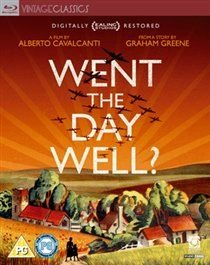 Went the Day Well? (Blu-ray disc): Elizabeth Allan, Leslie Banks, Frank Lawton, Basil Sydney, Mervyn Johns, Valerie Taylor,...