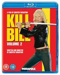 Kill Bill: Volume 2 (Blu-ray disc): Uma Thurman, David Carradine, Daryl Hannah, Michael Madsen, Samuel L. Jackson, Vivicia A....