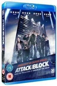 Attack the Block (Blu-ray disc): Jodie Whittaker, Luke Treadaway, Maggie McCarthy, John Boyega, Alex Esmail, Leeon Jones, Franz...