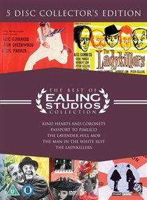 The Best of Ealing Collection (DVD): Joan Greenwood, John Penrose, Cecil Rampage, Jack Warner, Fred Griffiths, Ernest Thesiger,...