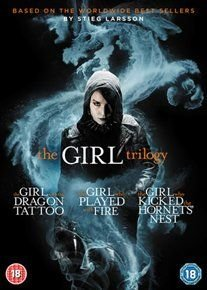 The Girl... Trilogy (Swedish, DVD): Michael Nyqvist, Noomi Rapace, Lena Endre, Peter Haber, Sven-Bertil Taube, Peter Andersson,...