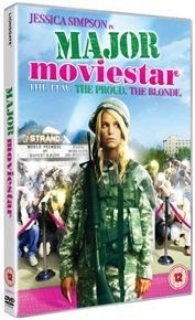 Major Movie Star (DVD): Jessica Simpson, Vivica A. Fox, Steve Guttenberg, Aimee Garcia, Olesya Rulin, Keiko Agena, Jill Marie...