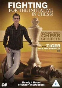 Fighting for the Initiative in Chess! - Grandmaster Chess Secrets (DVD): Tiger Hillarp Persson