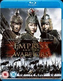 An  Empress and the Warriors (Chinese, Blu-ray disc): Donnie Yen, Xiaodong Guo, Zhenghai Kou, Kelly Chen, Leon Lai, Weihua Liu,...
