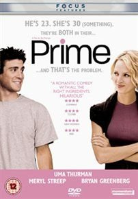 Various Artists - Prime (DVD): Meryl Streep, Uma Thurman, Bryan Greenberg, Jon Abrahams, Adriana Biasi, David Younger, Palmer...