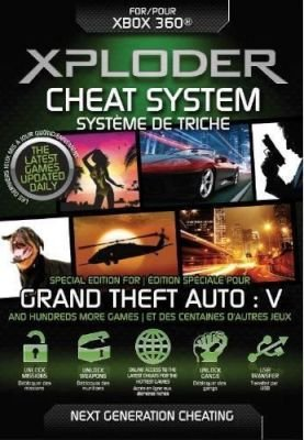 3f1d75170 Other Merchandise - Xploder Grand Theft Auto V Special Edition Cheat ...