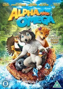 Alpha and Omega (DVD): Justin Long, Christina Ricci, Hayden Panettiere, Dennis Hopper, Danny Glover, Christine Lakin, Vicki...