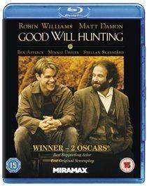 Good Will Hunting (Blu-ray disc): Robin Williams, Matt Damon, Ben Affleck, Stellan Skarsg�rd, Minnie Driver, Casey Affleck,...