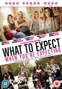 What to Expect When You're Expecting (DVD): Elizabeth Banks, Anna Kendrick, Cameron Diaz, Dennis Quaid, Jennifer Lopez,...