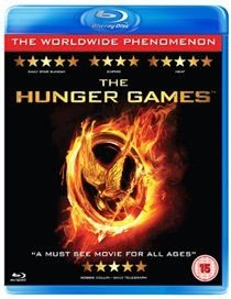 The Hunger Games (Blu-ray disc): Jennifer Lawrence, Josh Hutcherson, Elizabeth Banks, Liam Hemsworth, Stanley Tucci, Woody...