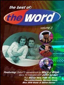 Various Artists - The Word: Volume 3 - Shows 8-10 (Region 1 Import DVD): Terry Christian, Blur, Duran Duran, Mary J. Blige,...