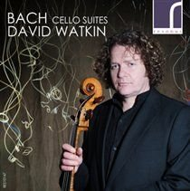 David Watkin - Bach: Cello Suites (CD): Johann Sebastian Bach, David Watkin