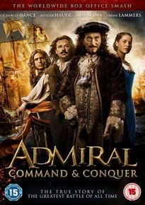 The Admiral - Command and Conquer (Dutch, English, DVD): Aurelie Meriel, Frank Lammers, Daniel Brocklebank, Rutger Hauer,...