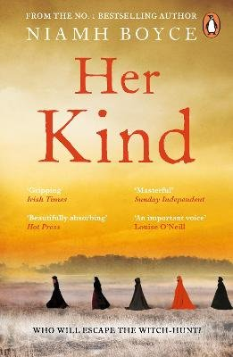 Her Kind - The gripping story of Ireland's first witch hunt (Paperback): Niamh  Boyce