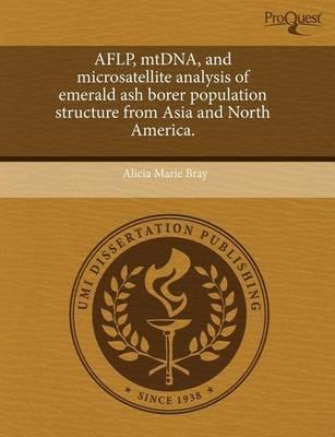 Aflp (Paperback): Alicia Marie Bray