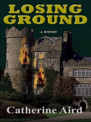 Losing Ground (Large print, Hardcover, large type edition): Catherine Aird