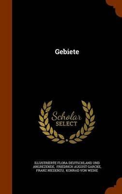 Gebiete (Hardcover): Franz Niedenzu