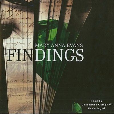 Findings (Standard format, CD, Ubr): Mary Anna Evans