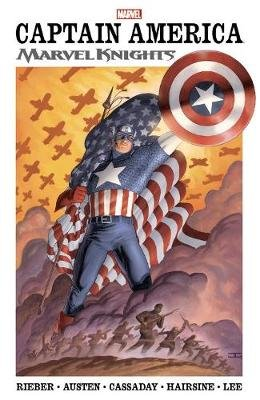 Captain America: Marvel Knights Vol. 1 (Paperback): John Cassaday
