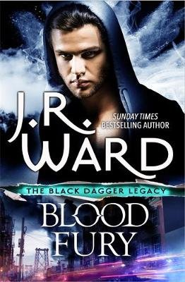 Blood Fury (Paperback): J.R. Ward