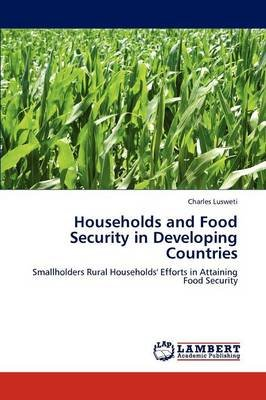 Households and Food Security in Developing Countries (Paperback): Charles Lusweti
