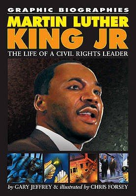 Martin Luther King (Paperback): Gart Jeffrey, Chris Forsey