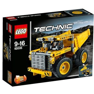 LEGO Technic - Wheel Dozer:
